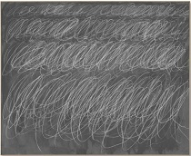 Cy Twombly Untitled 1970