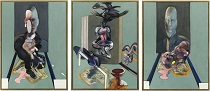 Francis Bacon Triptych 1976