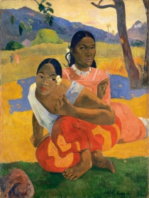 Paul Gauguin Nafea Faa Ipoipo? When Will You Marry? 1892