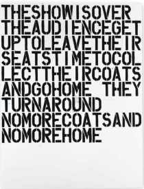 Christopher Wool - Untitled 1990
